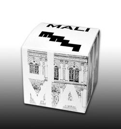 Foto Cubo MALI - Merchandising