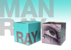 Foto Cubo Man Ray - Articulos Publicitarios Peru