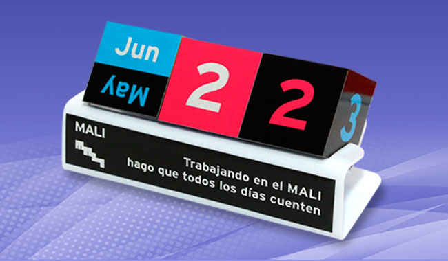 Calendario Perpetuo - Peru