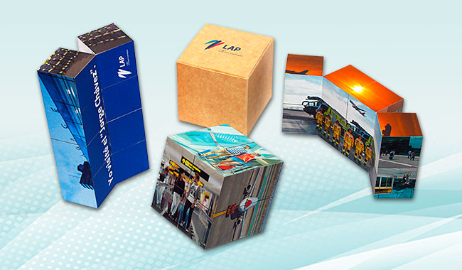 Foto Cubo Premium - Cubo Mágico