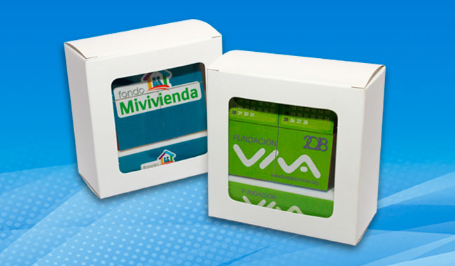 Rompecabezas Publicitarios en caja - Merchandising