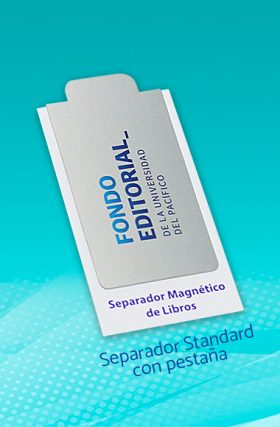 Separador Magnético - modelo Standard con pestaña