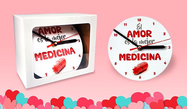 Reloj - Merchandising Dia de los Enamorados