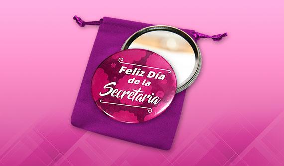 Articulos Publicitarios Dia de la Secretaria - Practi Espejo