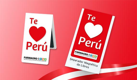 Regalos Corporativos Fiestas Patrias Peru - Separadores