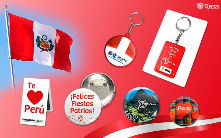 Merchandising Fiestas Patrias Peru