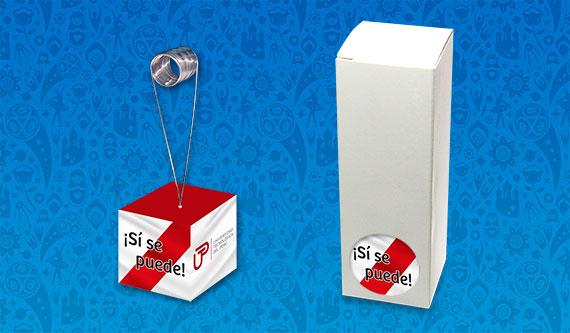 Porta Notas - Merchandising para el Mundial Rusia 2018