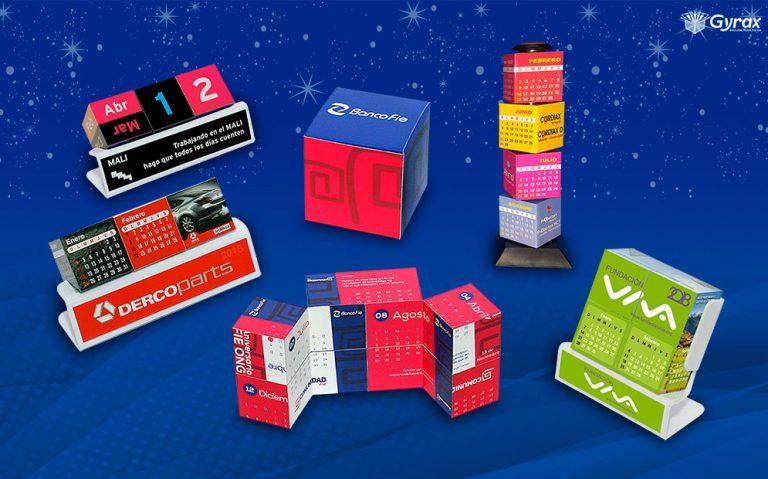 Regalos Empresariales de Fin de Año y Navidad - Calendarios Creativos