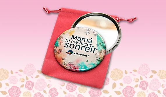 Regalos Empresariales Dia de la Madre - Practi Espejo