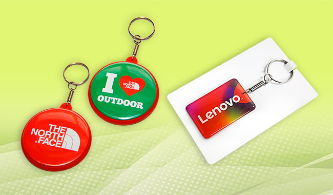 Merchandising Peru - Llaveros